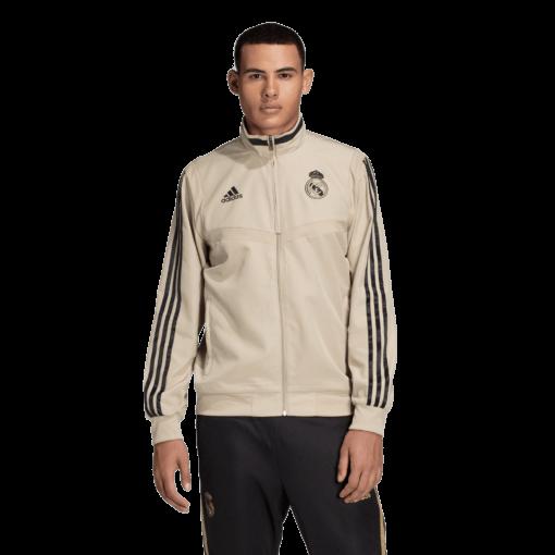 adidas Real Madrid Presentatie Trainingsjack 2019-2020 Gold