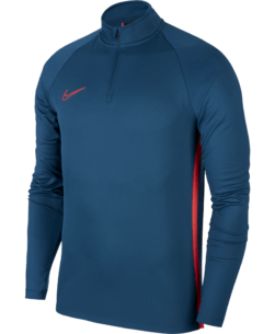 Nike Dri-Fit Academy Trainingstrui Valerian Blue Crimson