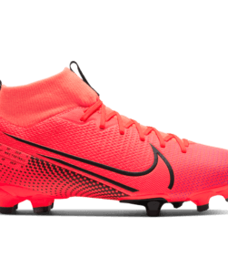 Nike Jr. Mercurial Superfly 7 Academy MG Laser Crimson