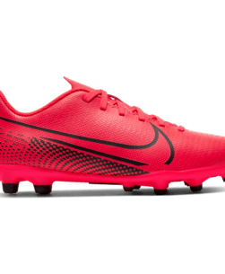 Nike Jr. Mercurial Vapor 13 Club MG Laser Crimson