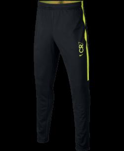 Nike Kids Dri-Fit CR7 Trainingsbroek Black Lemon Venom