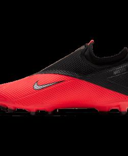 Nike Phantom Vision 2 Academy Dynamic Fit MG Laser Crimson