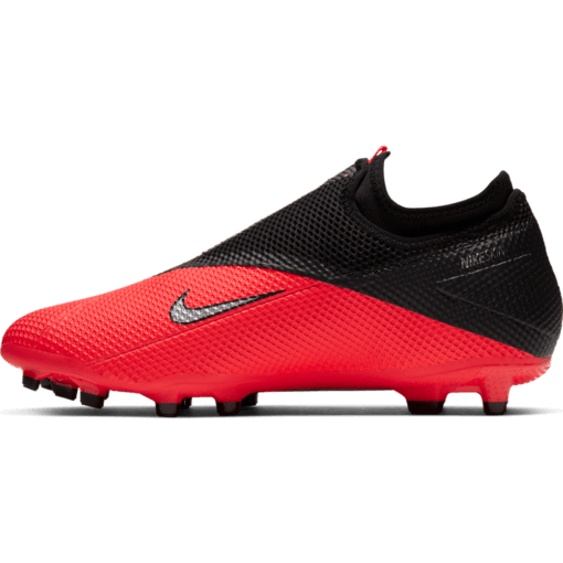 Nike Phantom Vision 2 Academy Dynamic Fit MG Laser Crimson