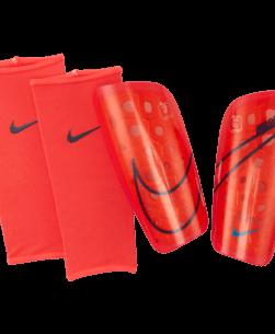 Nike Mercurial Lite Scheenbeschermers Laser Crimson