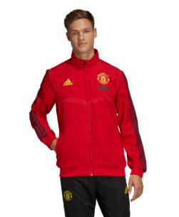 adidas Manchester United Presentatie Trainingsjack 2019-2020