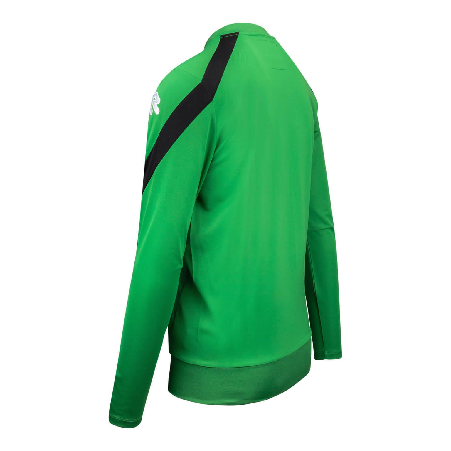 Robey Counter Jacket - Green zijkant