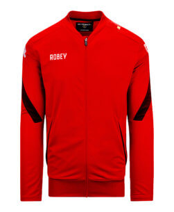 Robey Counter Jacket - Red