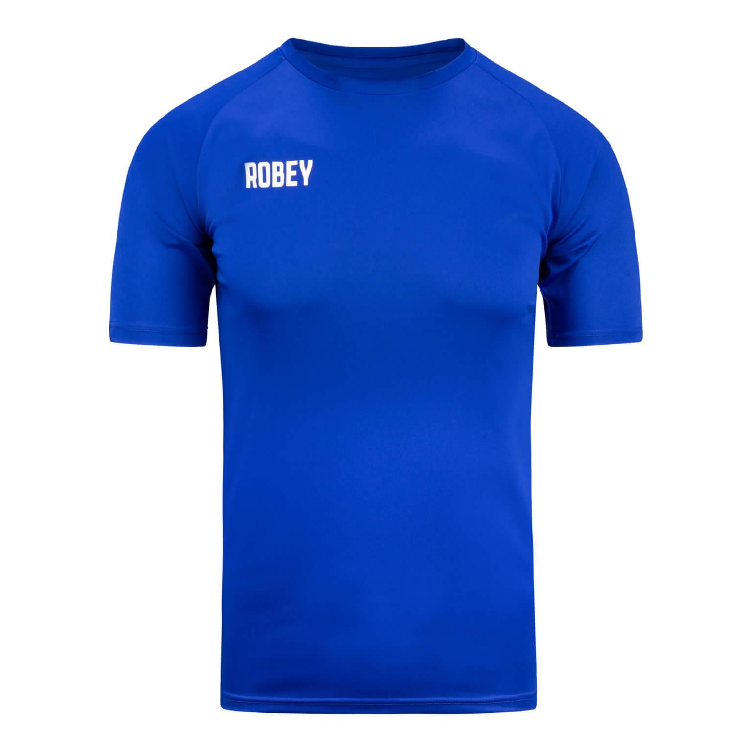 Robey Counter Shirt - Royal Blue