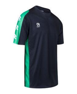 Robey Performance Shirt - Black Green