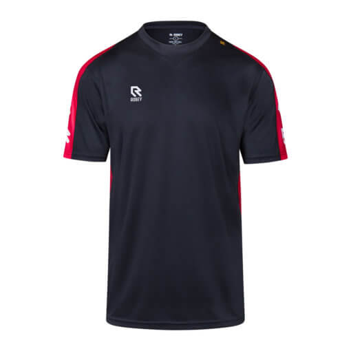 Robey Performance Shirt - Black Red