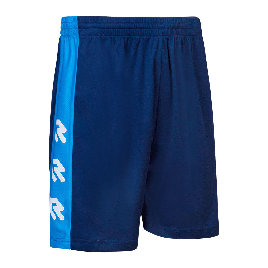 Robey Performance Short - Navy Sky Blue