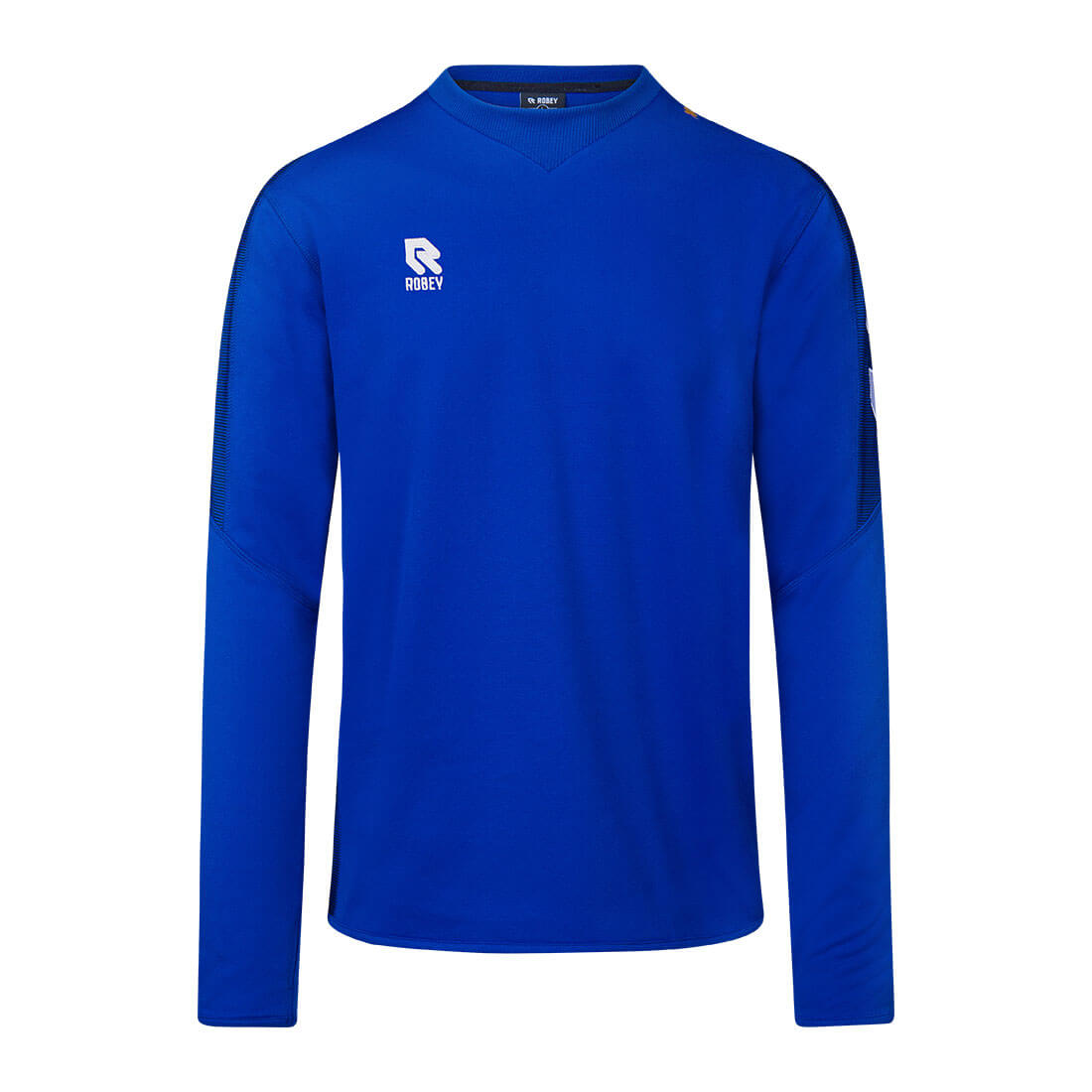 Robey Performance Sweater - Royal Blue