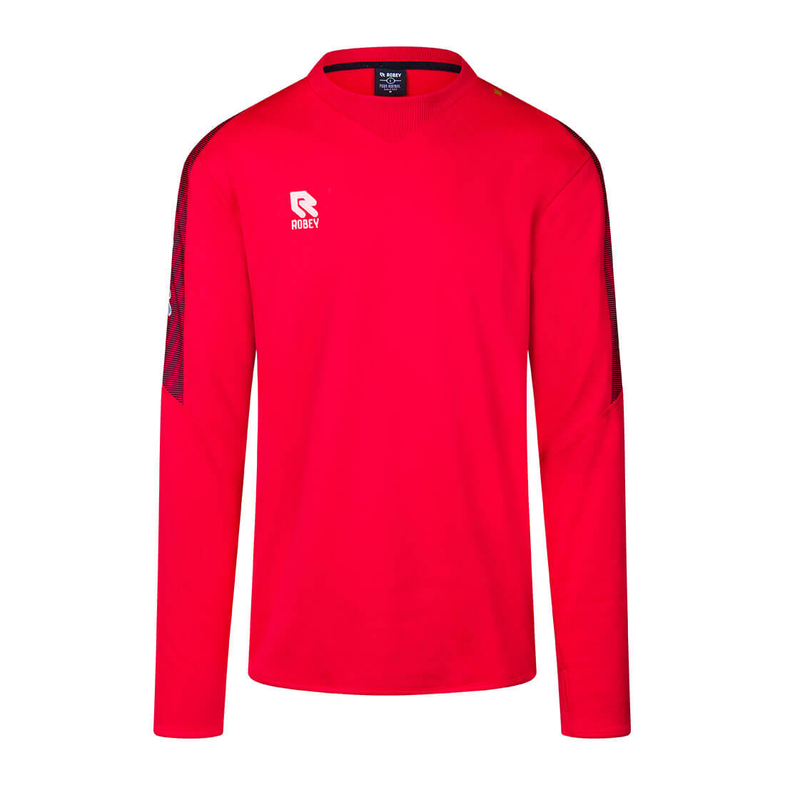 Robey Performance Sweater - Red