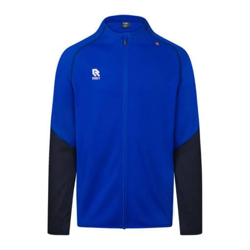 Robey Performance Full-Zip Jacket - Royal Blue