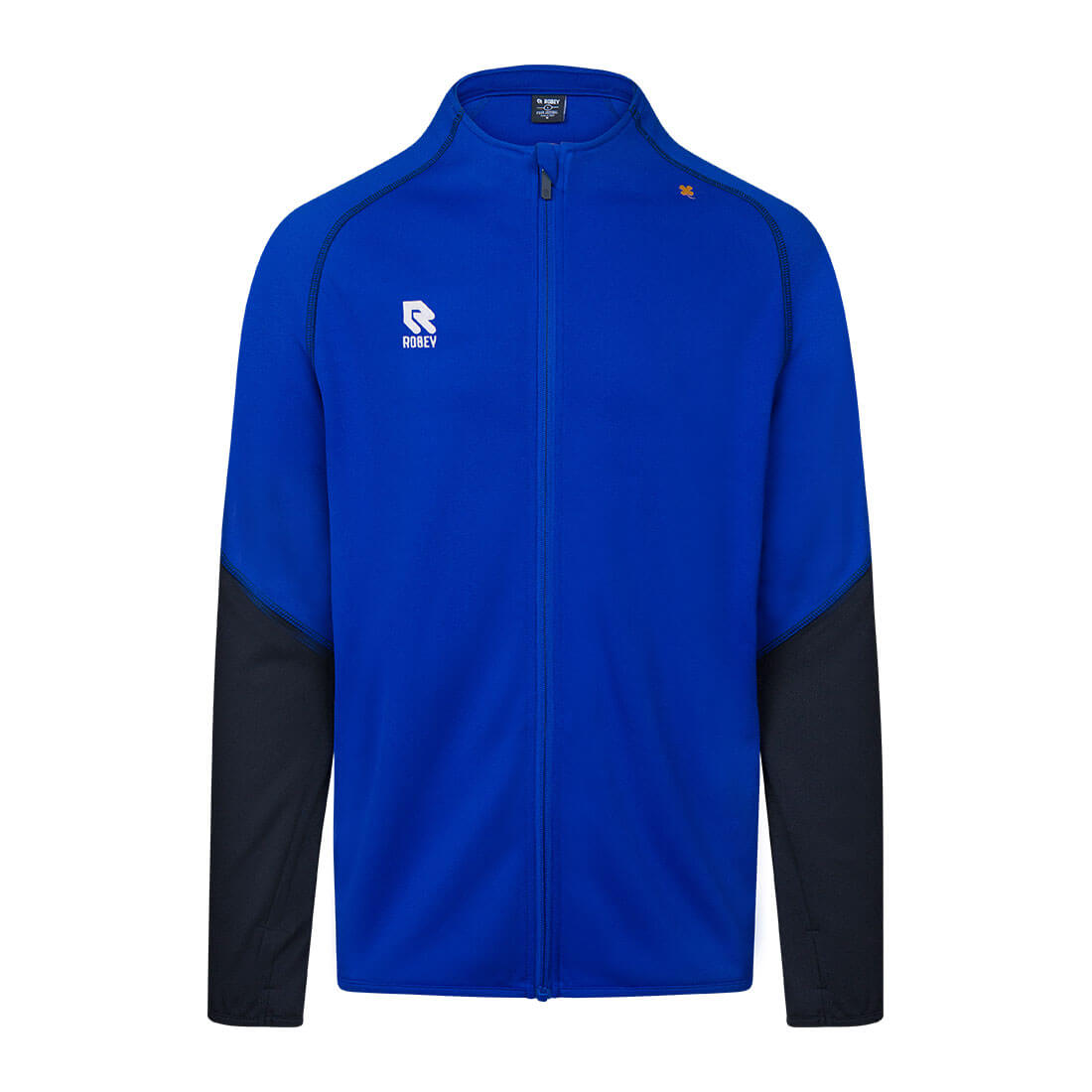Robey Performance Full-Zip Jacket - Royal Blue