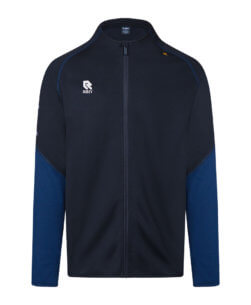 Robey Performance Full-Zip Jacket - Black Navy