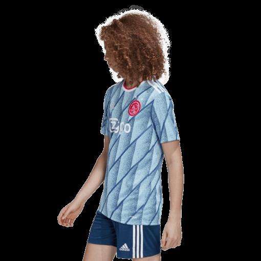 adidas Ajax Uitshirt Junior 2020-2021 zijkant