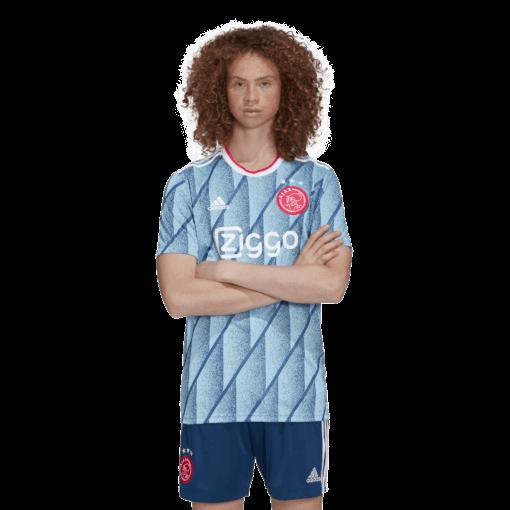 adidas Ajax Uitshirt Junior 2020-2021 voorkant
