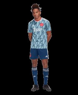 adidas Ajax Uitshirt 2020-2021 volledig