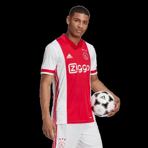 adidas Ajax Thuisshirt 2020-2021 staand