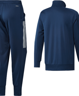 adidas Ajax Trainingspak 2020-2021 achter