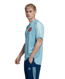 adidas Ajax Trainingsshirt 2020-2021 zijkant