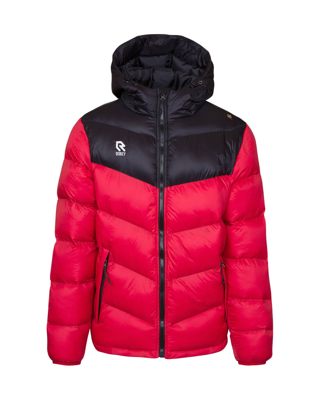 Robey Performance Padded Jacket - Red